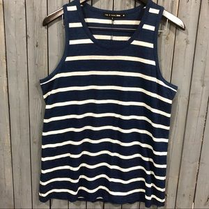 Rag & Bone Striped Tank Top